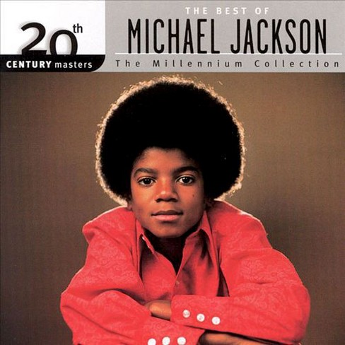 Michael Jackson - 20th Century Masters- The Millennium Collection: The Best of Michael Jackson (CD) - image 1 of 1