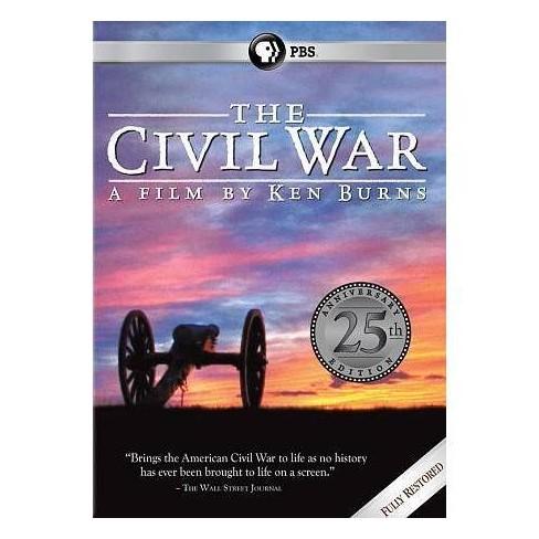 The Civil War: A Film By Ken Burns (DVD) - image 1 of 1