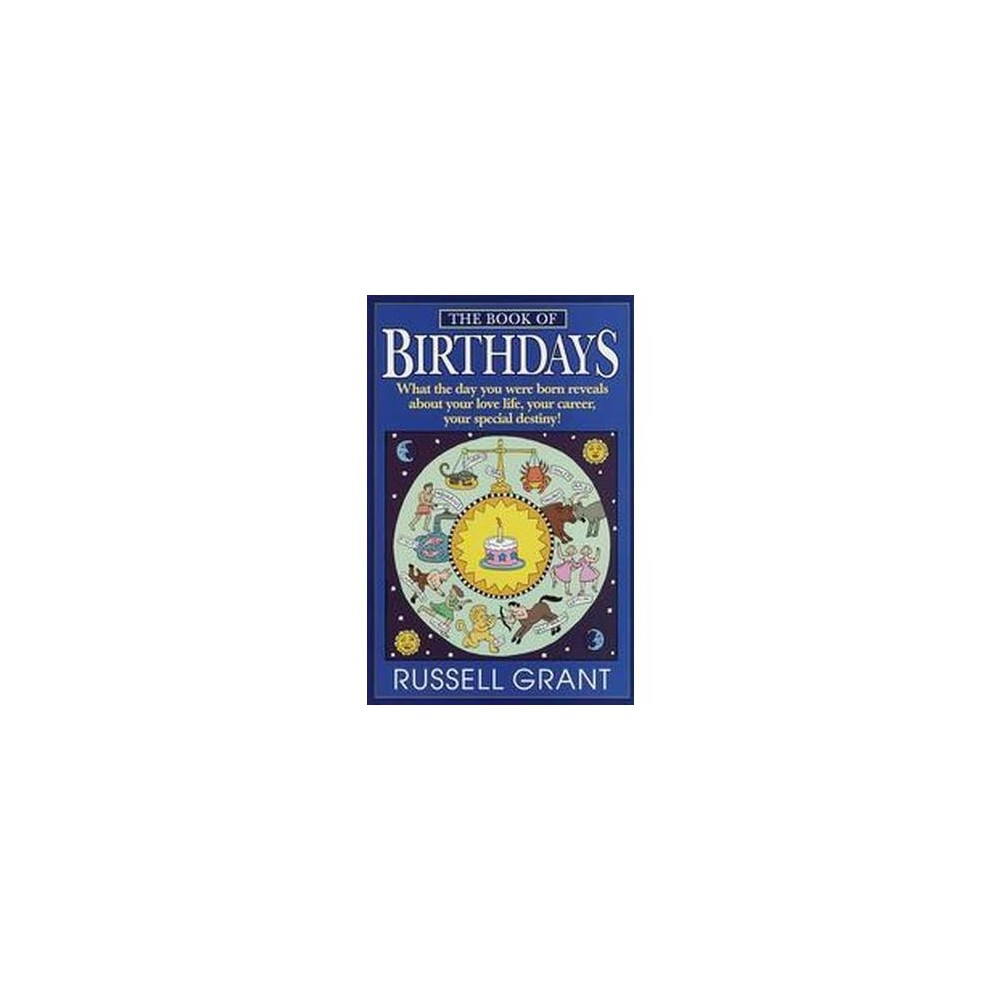 Book of Birthdays (Paperback) (Russell Grant)
