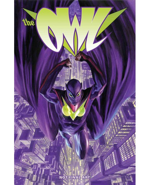 Project Superpowers : The Owl (Paperback) (J. T. Krul) - image 1 of 1