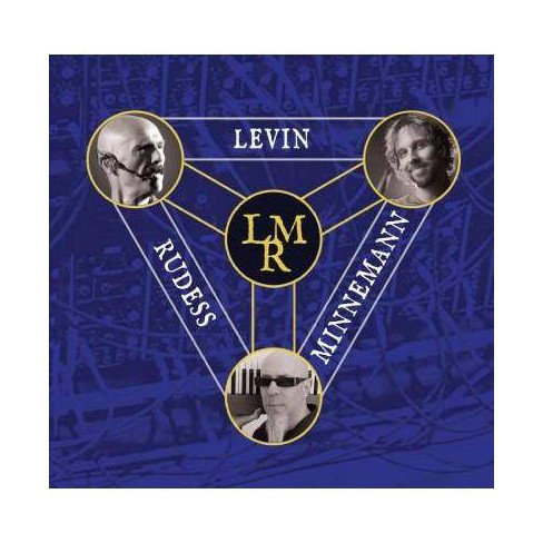 Levin Minnemann Rudess - Levin Minnemann Rudess (CD) - image 1 of 1