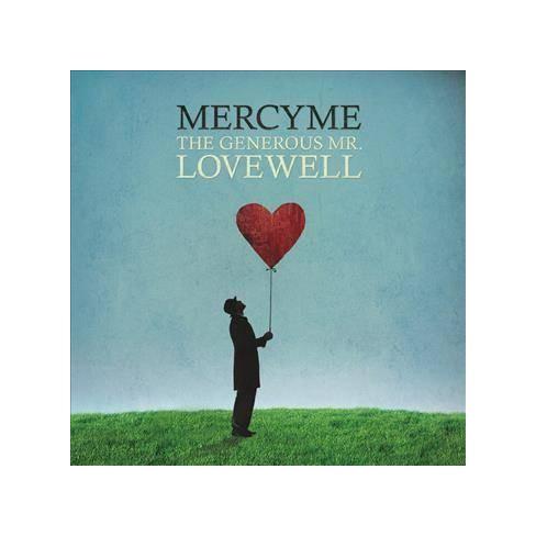 MercyMe - The Generous Mr. Lovewell (CD) - image 1 of 1