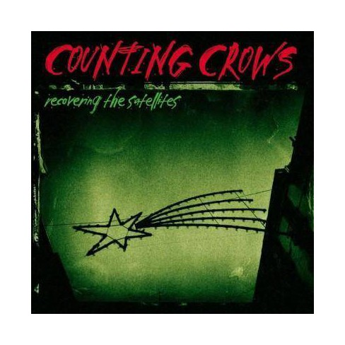 Counting Crows - Recovering the Satellites (Vinyl) - image 1 of 1