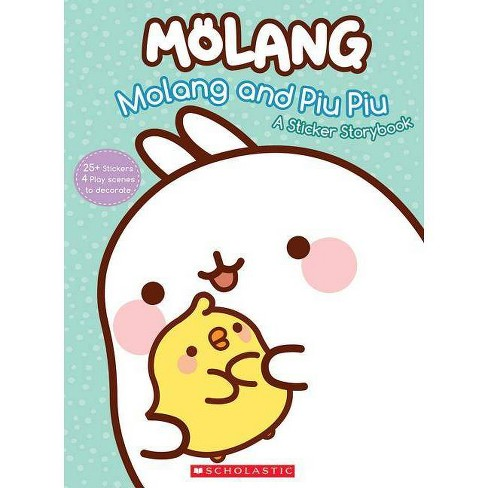 Molang and Piu Piu - by  Marie Manand (Paperback) - image 1 of 1