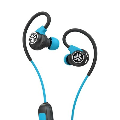 JLab Fit Sport Wireless Earbuds - Blue