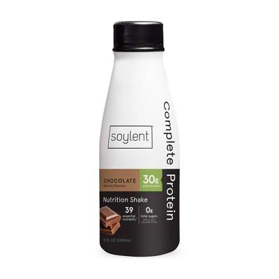 Soylent Complete Protein Shake - Chocolate - 11 fl oz