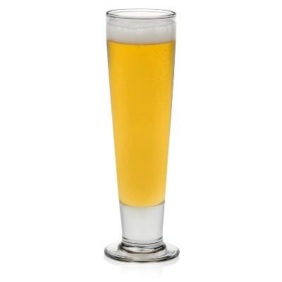 Libbey Stockholm Pilsner Beer Glasses 14.5oz - Set of 4