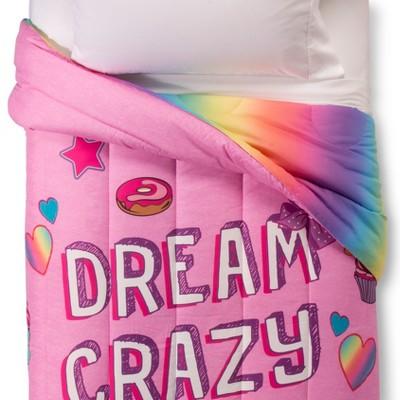 JoJo Siwa Pink Comforters (Twin)