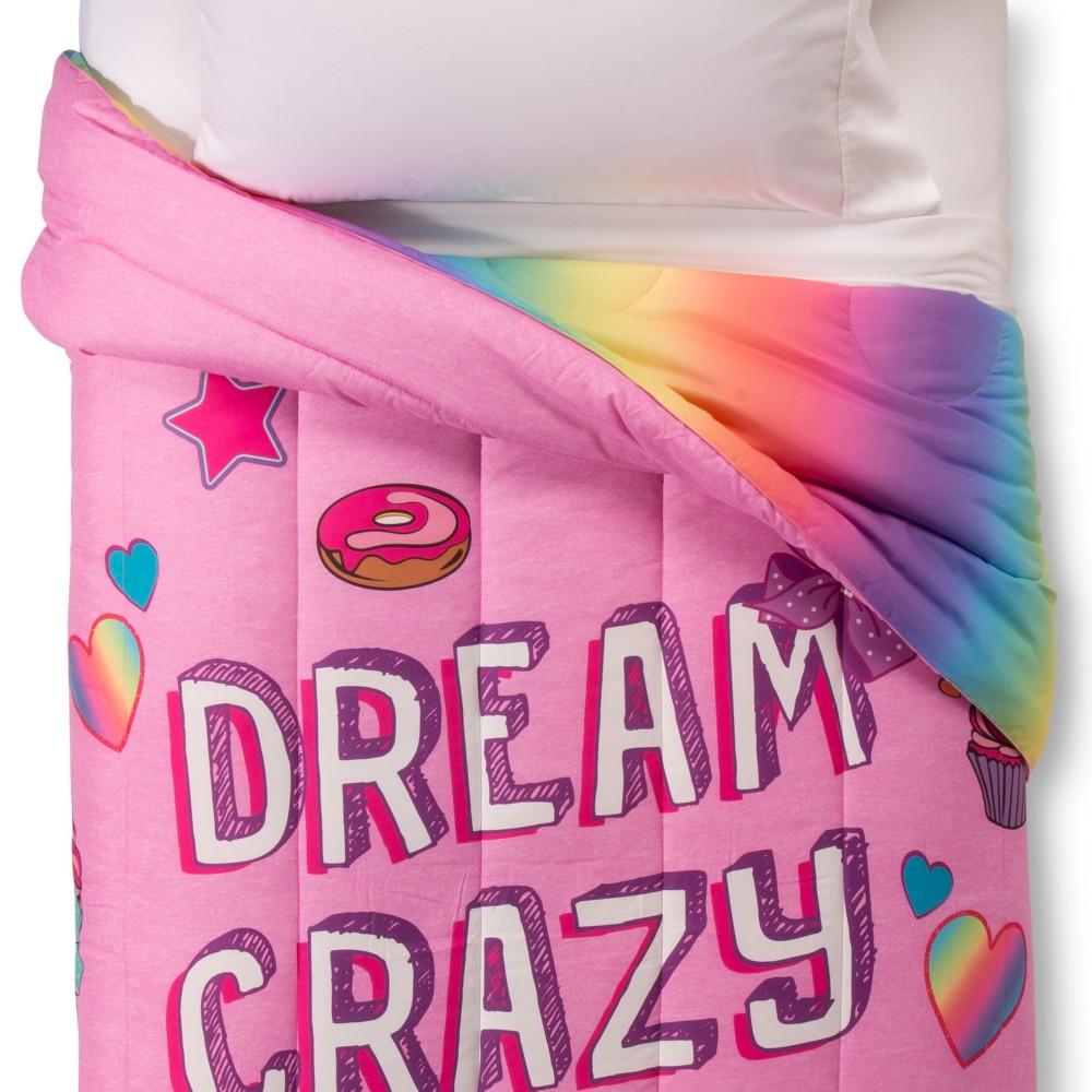 Image of JoJo Siwa Pink Comforters (Twin)