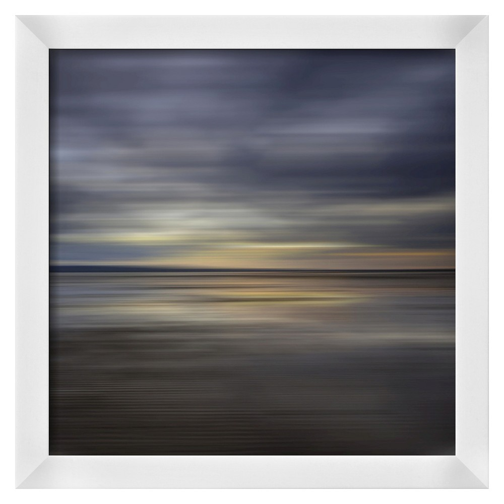 Art.com Muse by Doug Chinnery - Framed Photographic Print, Soho White