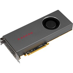 Asus RX5700-8G Radeon RX 5700 Graphic Card - 8 GB GDDR6 - 1.47 GHz Core - 256 bit Bus Width - DisplayPort - HDMI