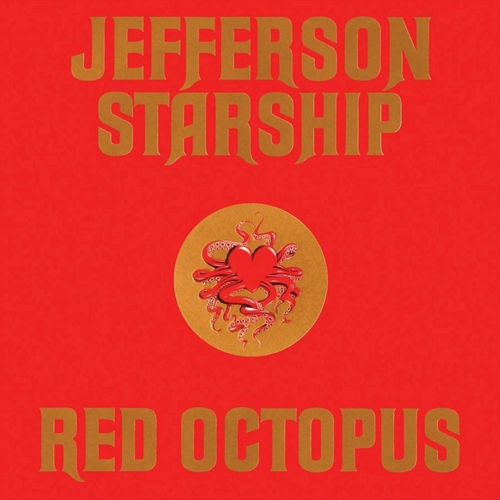 Jefferson Starship - Red Octopus (Vinyl)