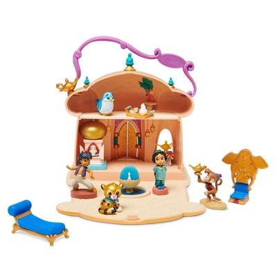 Disney Animators' Collection Littles Jasmine Palace Playset