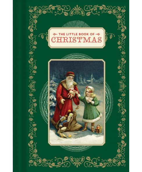 Little Book of Christmas -  by Dominique Foufelle (Hardcover) - image 1 of 1