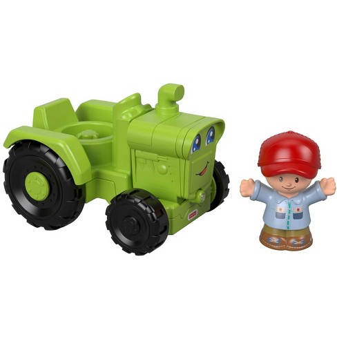 Fisher-Price Little People Helpful Harvester Tractor - image 1 of 4