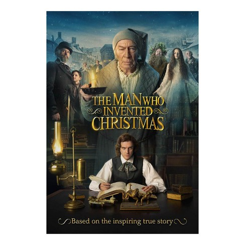 The Man Who Invented Christmas (DVD) - image 1 of 1
