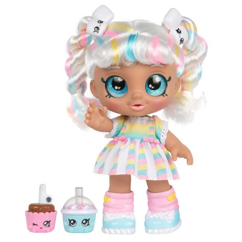 Kindi Kids Snack Time Friends Doll - Marsha Mello - image 1 of 12