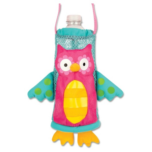 Stephen Joseph Bottle Buddies - Owl - image 1 of 3