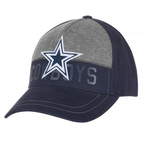 NFL Dallas Cowboys Baseball Hat - Navy - image 1 of 2