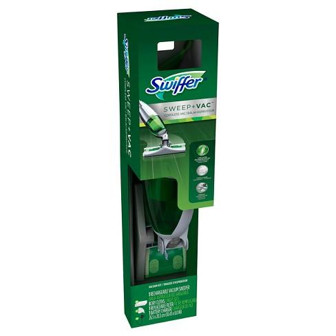 Swiffer Sweep Vac Floor Vacuum Starter Kit