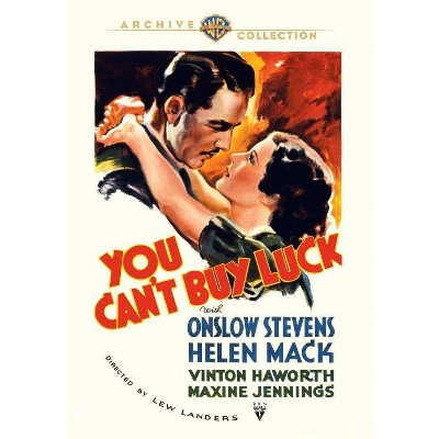 You Can't Buy Luck (DVD)(2019)