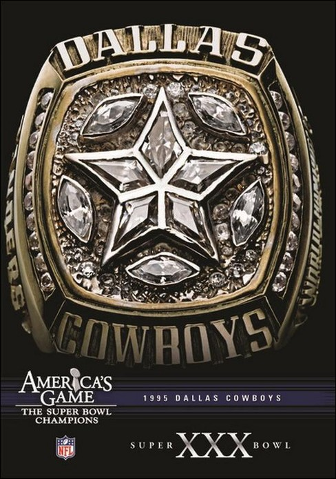 Nfl america's game:1995 cowboys (DVD) - image 1 of 1