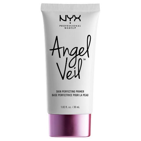 NYX Professional Makeup Angel Veil Oil Free Skin Perfecting Primer - 1.02oz - image 1 of 3