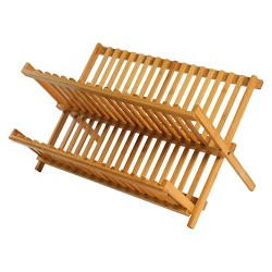 Bamboo Dish Drying Rack - Threshold™