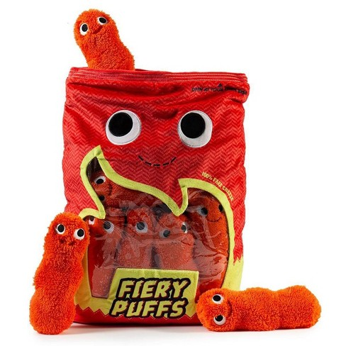 Yummy World Frye and the Fiery Puffs XL 19 Inch Plush - image 1 of 1