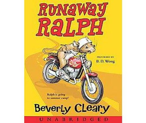 Runaway Ralph (CD/Spoken Word) (Beverly Cleary) - image 1 of 1