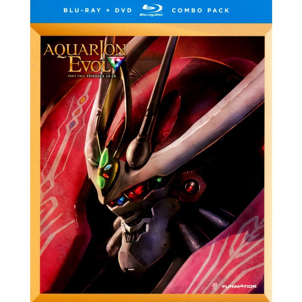 Aquarion Logos-season 2 Part 2 (Blu Ray/Dvd Combo) (Blu-ray) Aquarion Logos-season 2 Part 2 (Blu Ray/Dvd Combo) (Blu-ray)