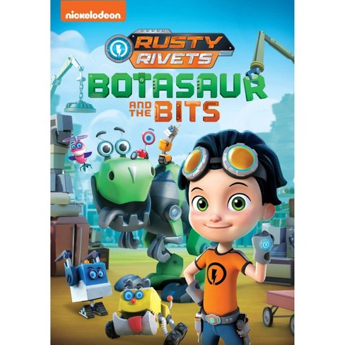 Rusty Rivets: Botasaur And The Bits (DVD) - image 1 of 1