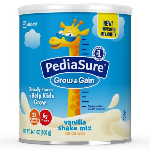 PediaSure Powder Vanilla - 14.1oz - image 1 of 6