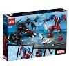 LEGO Marvel Spider Mech Vs. Venom Ghost Spider Superhero Playset with Web Shooter 76115 - image 4 of 4