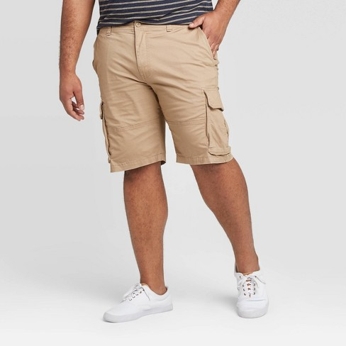 Men's Big & Tall Ripstop Cargo Shorts - Goodfellow & Co™ - image 1 of 3
