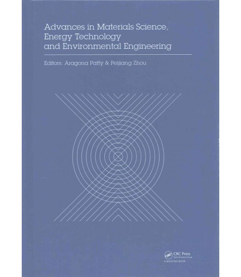 Advances in Materials Sciences, Energy and Environmental Engineering : Proceedings of the International - image 1 of 1