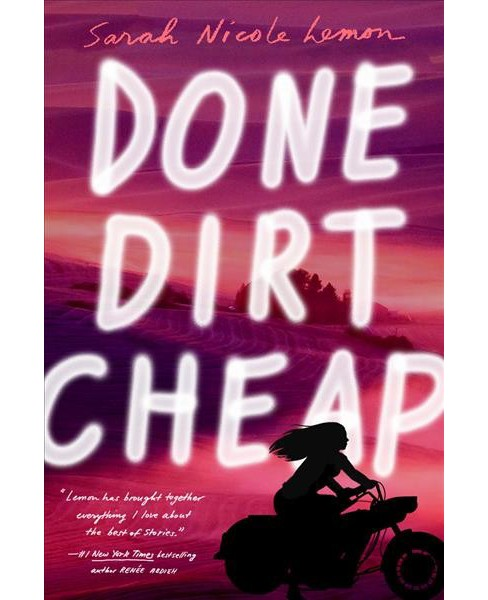 Done Dirt Cheap -  Reprint by Sarah Nicole Lemon (Paperback) - image 1 of 1