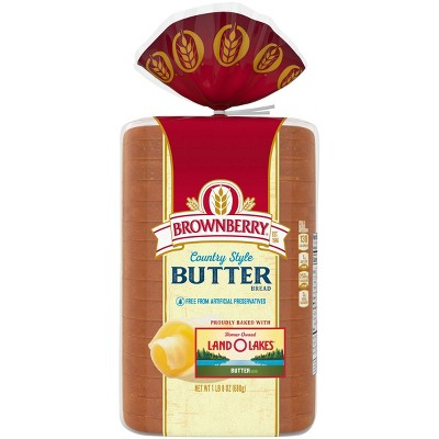 Brownberry Country Butter Bread - 24oz
