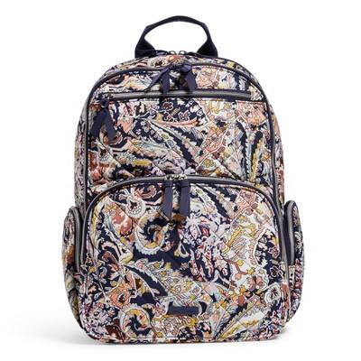 Vera Bradley Women's Performance Twill Commuter Backpack