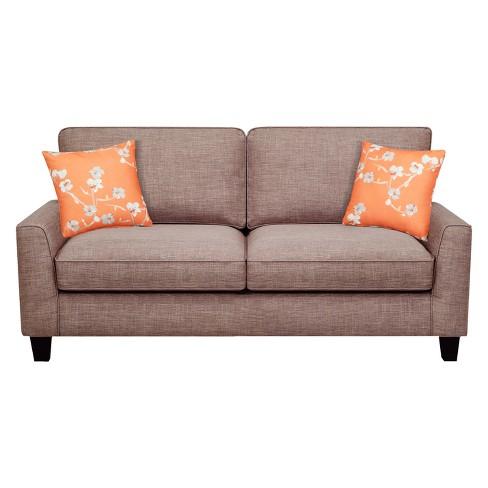 "Deep Seating Astoria Sofa 73"" - Serta - image 1 of 4"