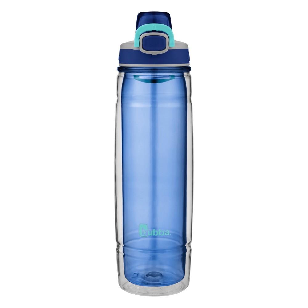 Image of Bubba Flo Duo Refresh Hydration Bottle 24oz - Blue