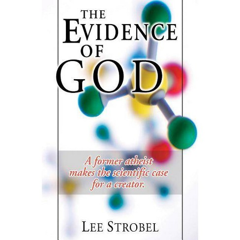 Evidence of God (Ats) (Pack of 25) - (Pamphlet) - image 1 of 1