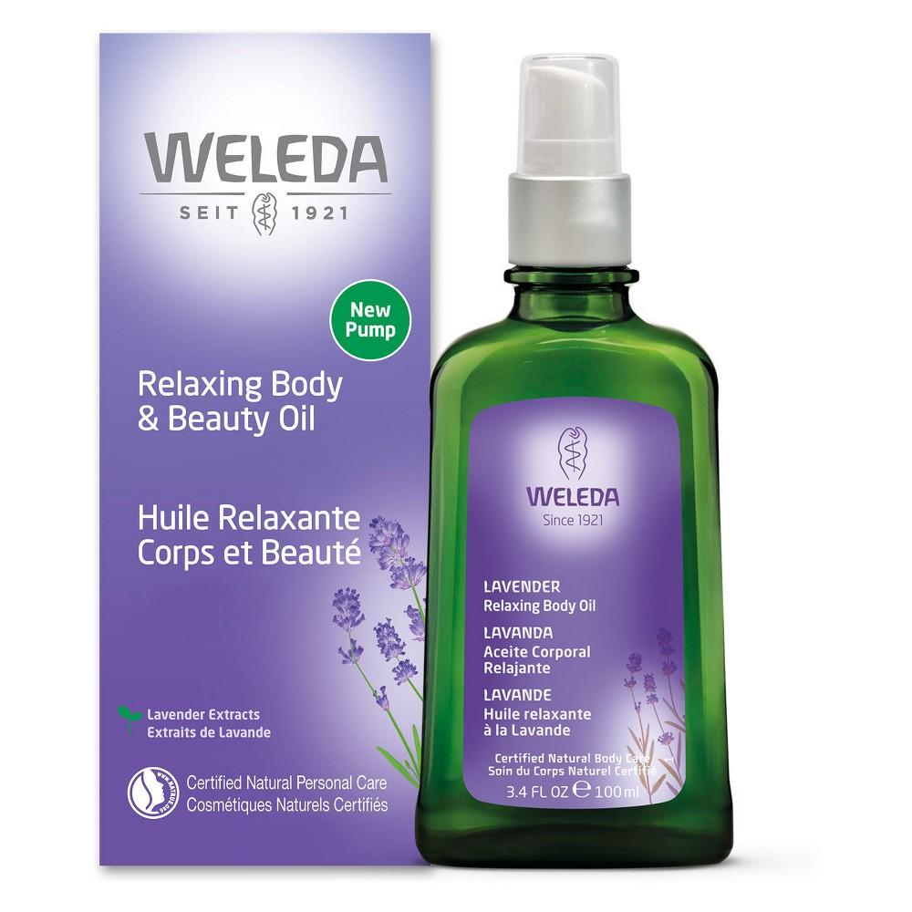 Weleda Relaxing Body & Beauty Oil - Lavender - 3.4 fl oz
