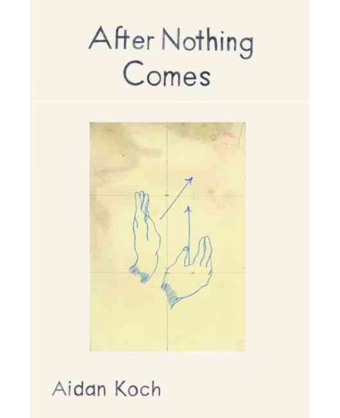 After Nothing Comes : Selected Zines (Paperback) (Aidan Koch) - image 1 of 1