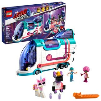 THE LEGO MOVIE 2 Pop-Up Party Bus 70828