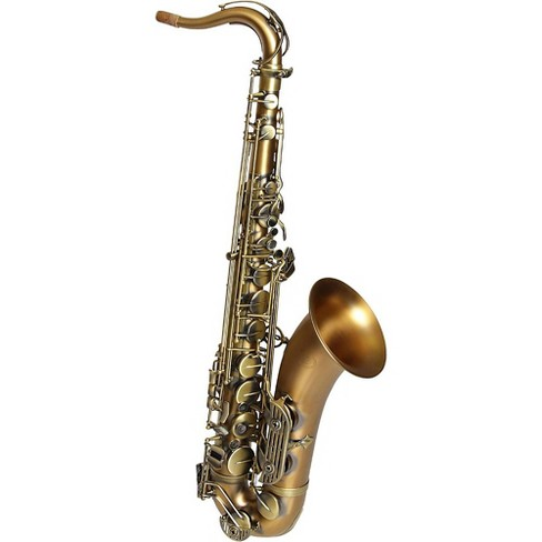 Sax Dakota SDT-XG 505 Professional Tenor Saxophone Antique Brass - image 1 of 5