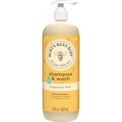 c3cc428b5 Burt s Bees Baby Bee Fragrance Free Shampoo   Wash - 21 Oz   Target