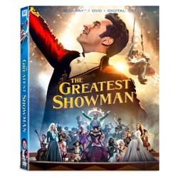 The Greatest Showman (Blu-Ray + DVD + Digital)