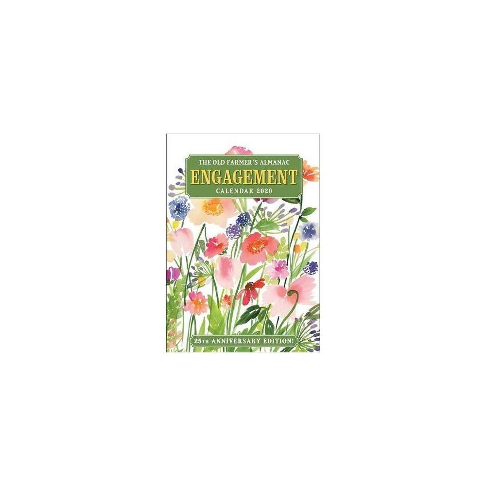 2020 Old Farmer's Almanac Calendar - (Paperback)