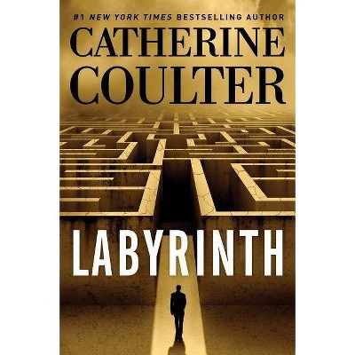 Labyrinth, 23 - (FBI Thriller) by  Catherine Coulter (Hardcover)